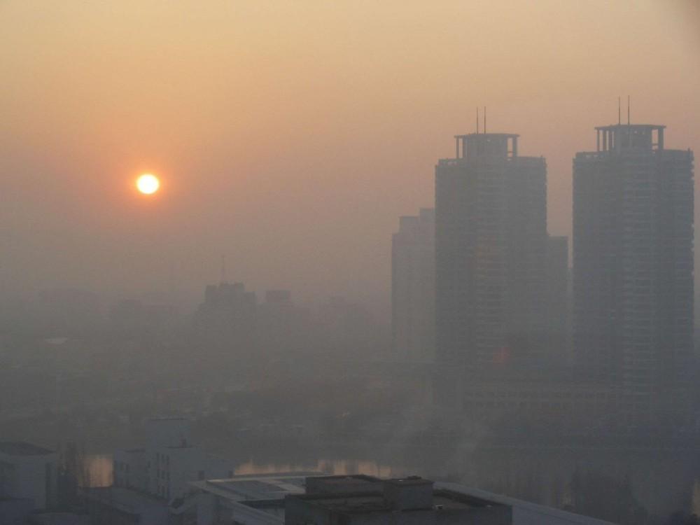 اثرات اقدامات مخرب بشر بر میزان آلودگی هوا و محیط زیست - قسمت اول