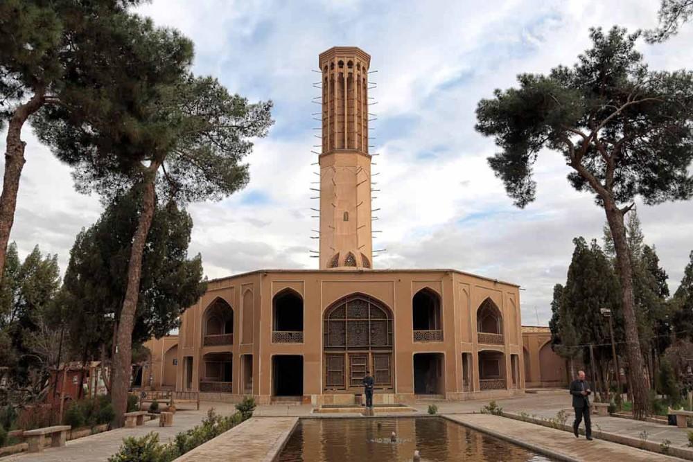 چرا باغ دولت آباد یزد در فهرست آثار جهانی قرار گرفته است؟
