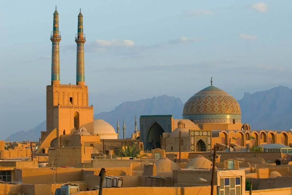 بهترین شرایط آب و هوایی جهت سفر به شهرستان یزد