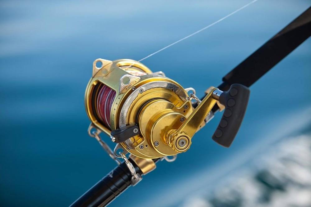 معرفی انواع چرخ ماهیگیری و اجزای آن ها