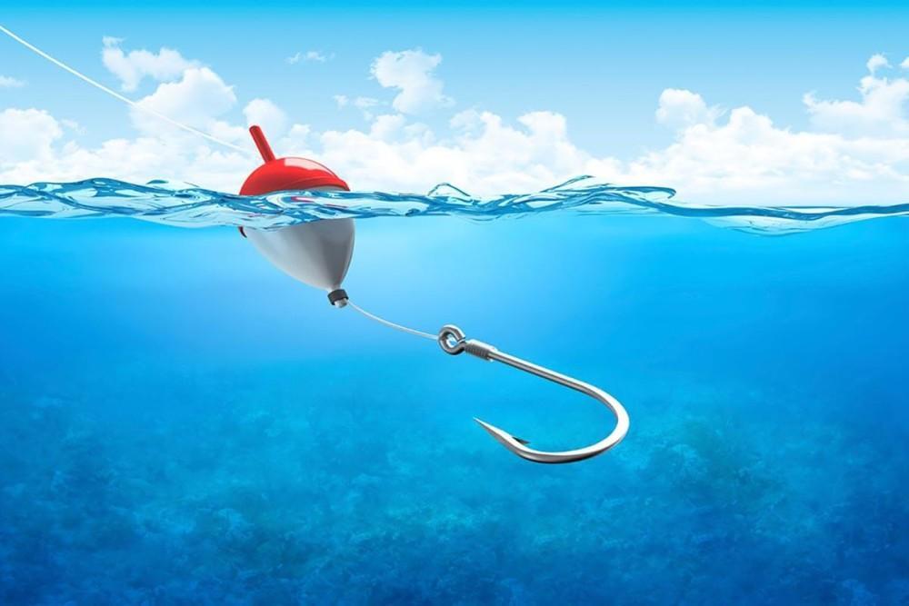 آشنایی با خصوصیات و انواع قلاب ماهیگیری