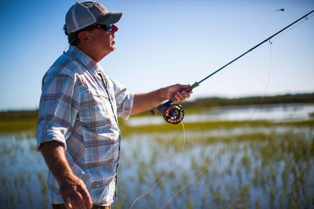 آموزش تصویری انواع روش پرتاب چوب ماهیگیری