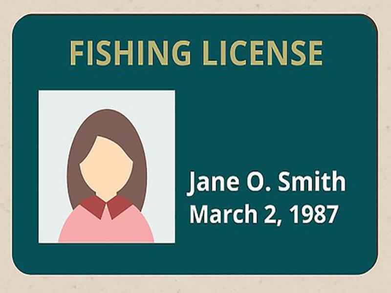 مجوز ماهیگیری از تجهیزات ماهیگیری