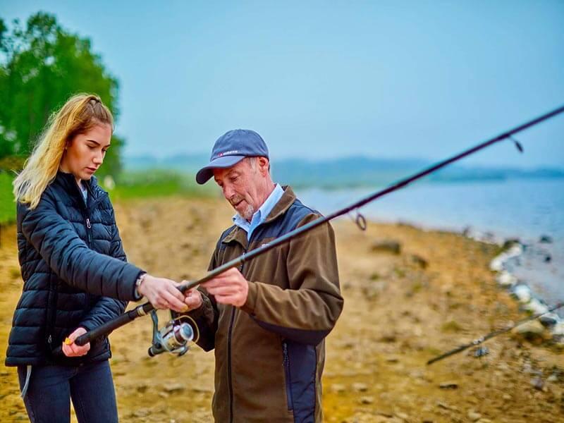 چگونه ماهیگیری نماییم