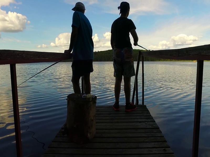 چرا مردم به ماهیگیری می روند؟
