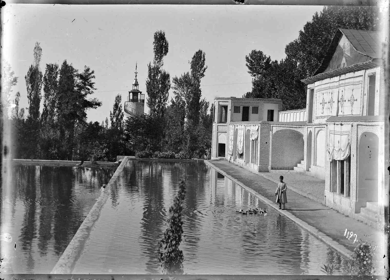 محله های تهران