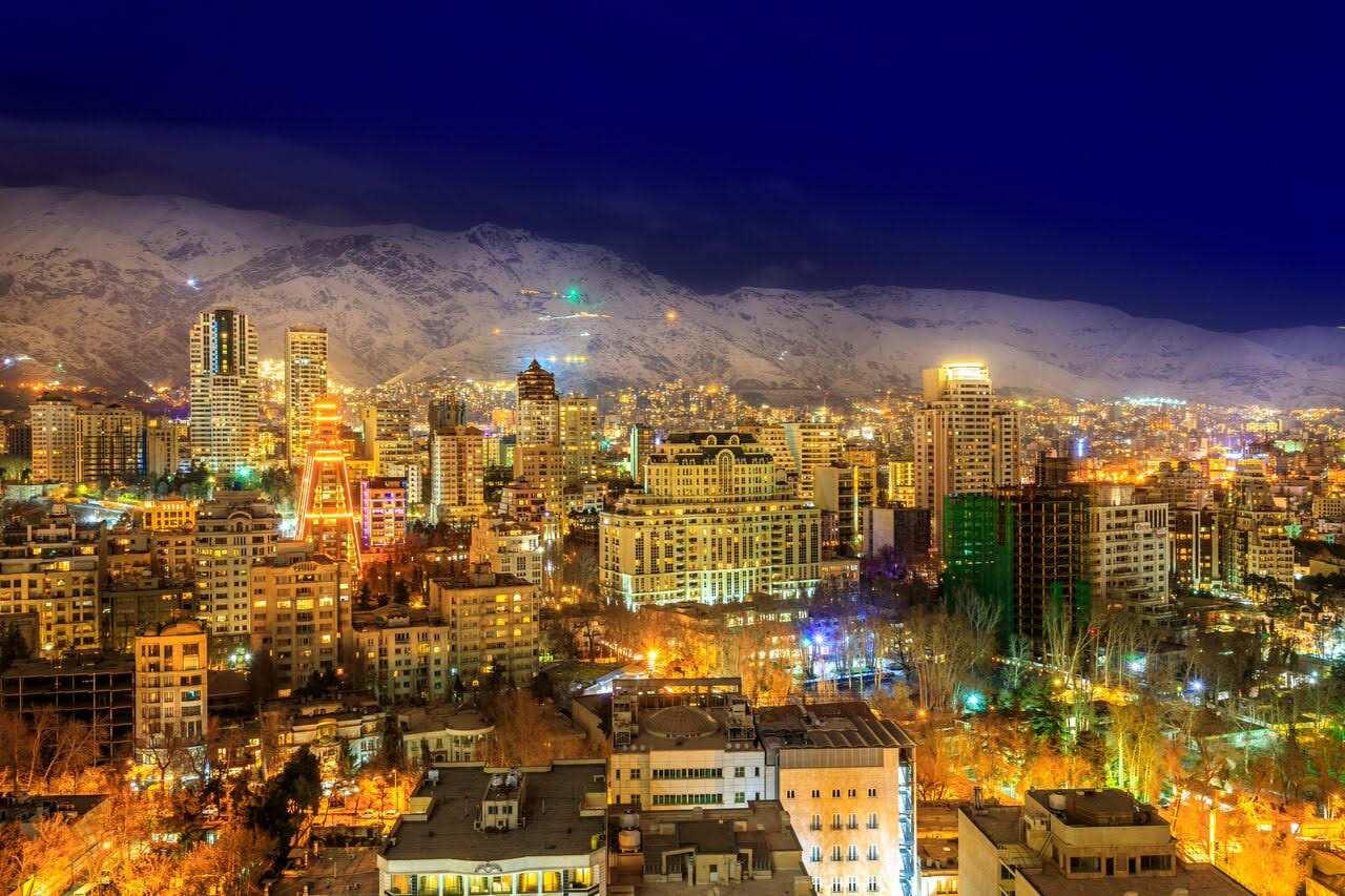 معرفی شهر تهران