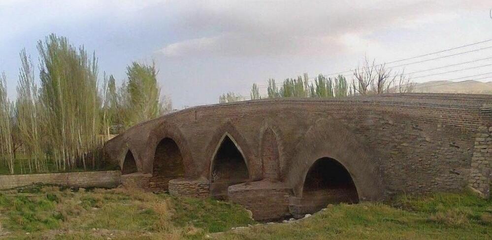 پل آبشینه همدان