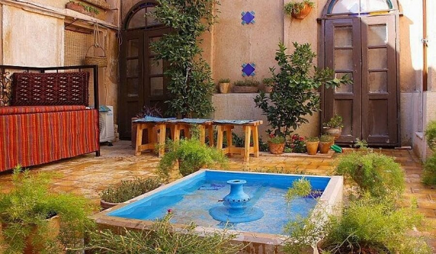 اقامتگاه بومگردی شیراز