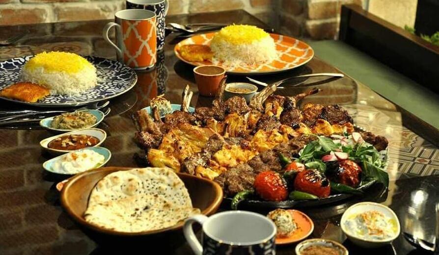 رستوران های همدان