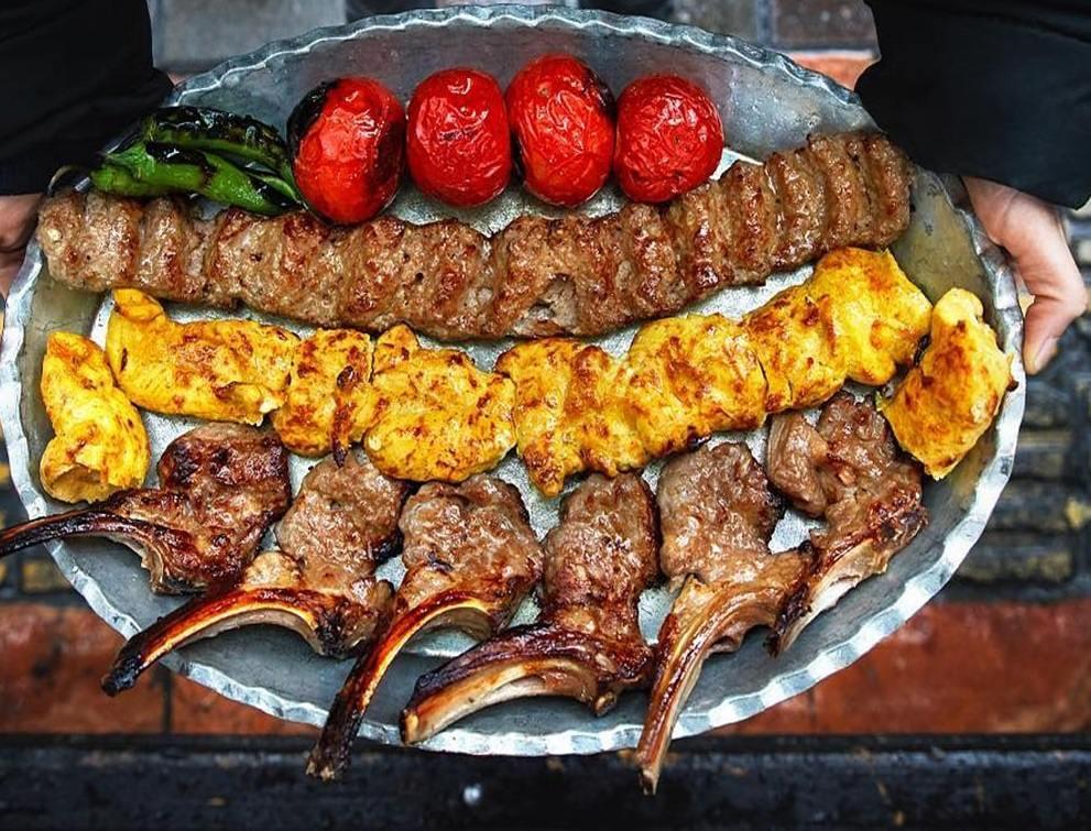 کباب ایرانی