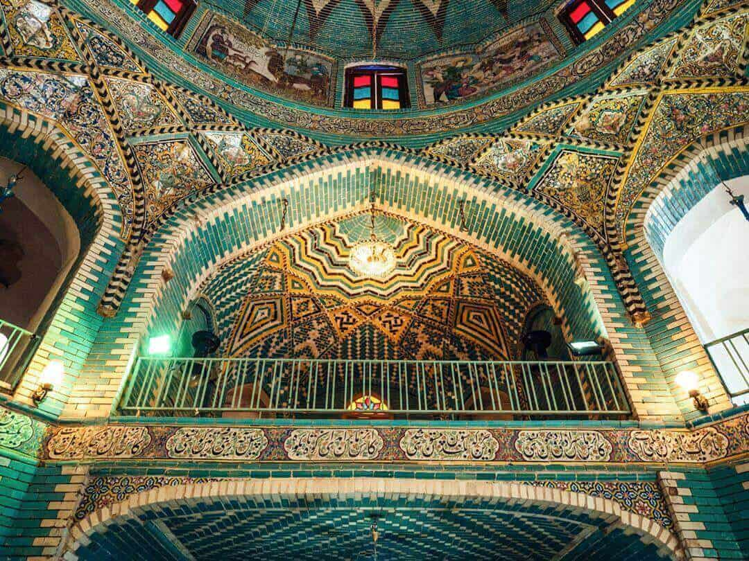 مسجد شاهزاده کرمانشاه