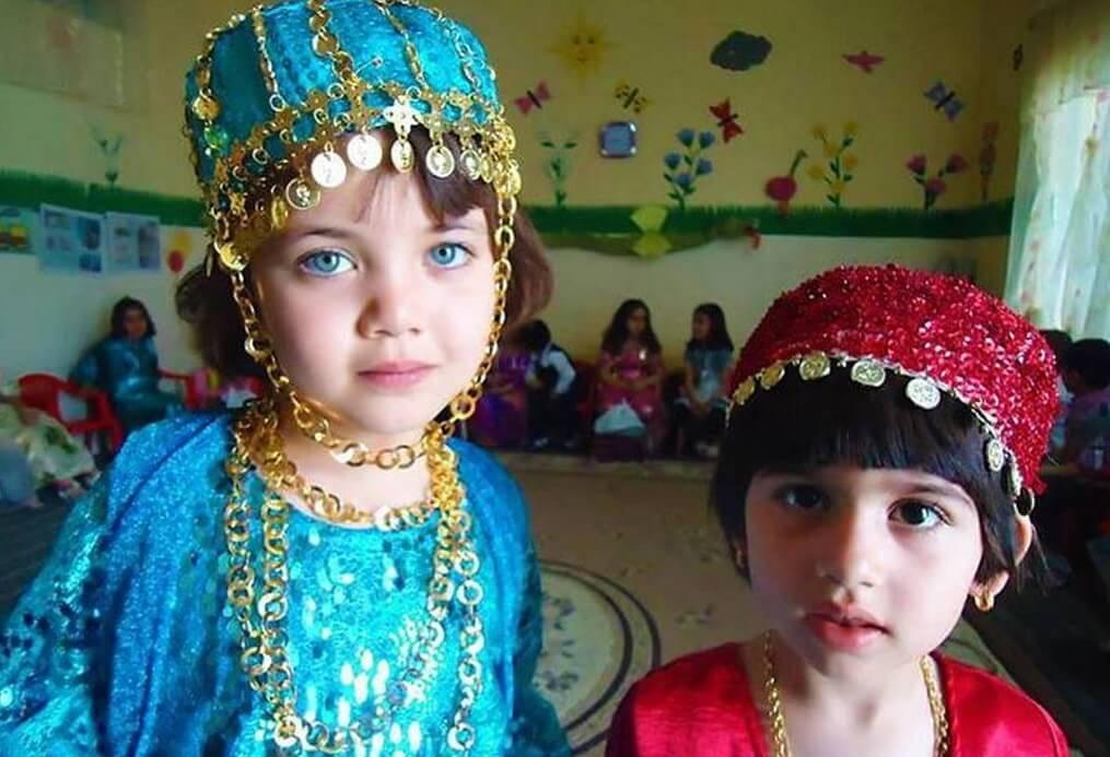مردم کرمانشاه
