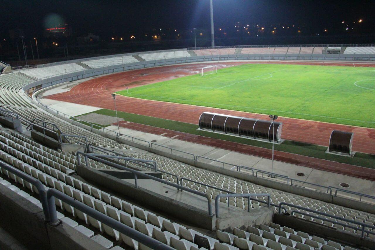 ورزشگاه های کرمانشاه