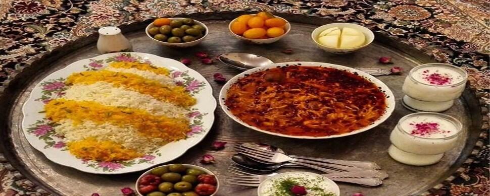 رستوران های شهر کرمانشاه