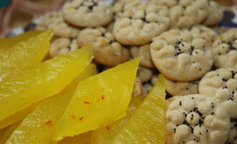 شیرینی های سنتی شیراز
