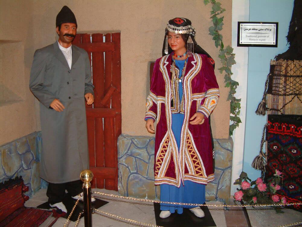 موزه مردم شناسی کرمانشاه