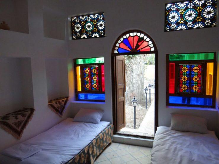 اقامتگاه بومگردی اصفهان