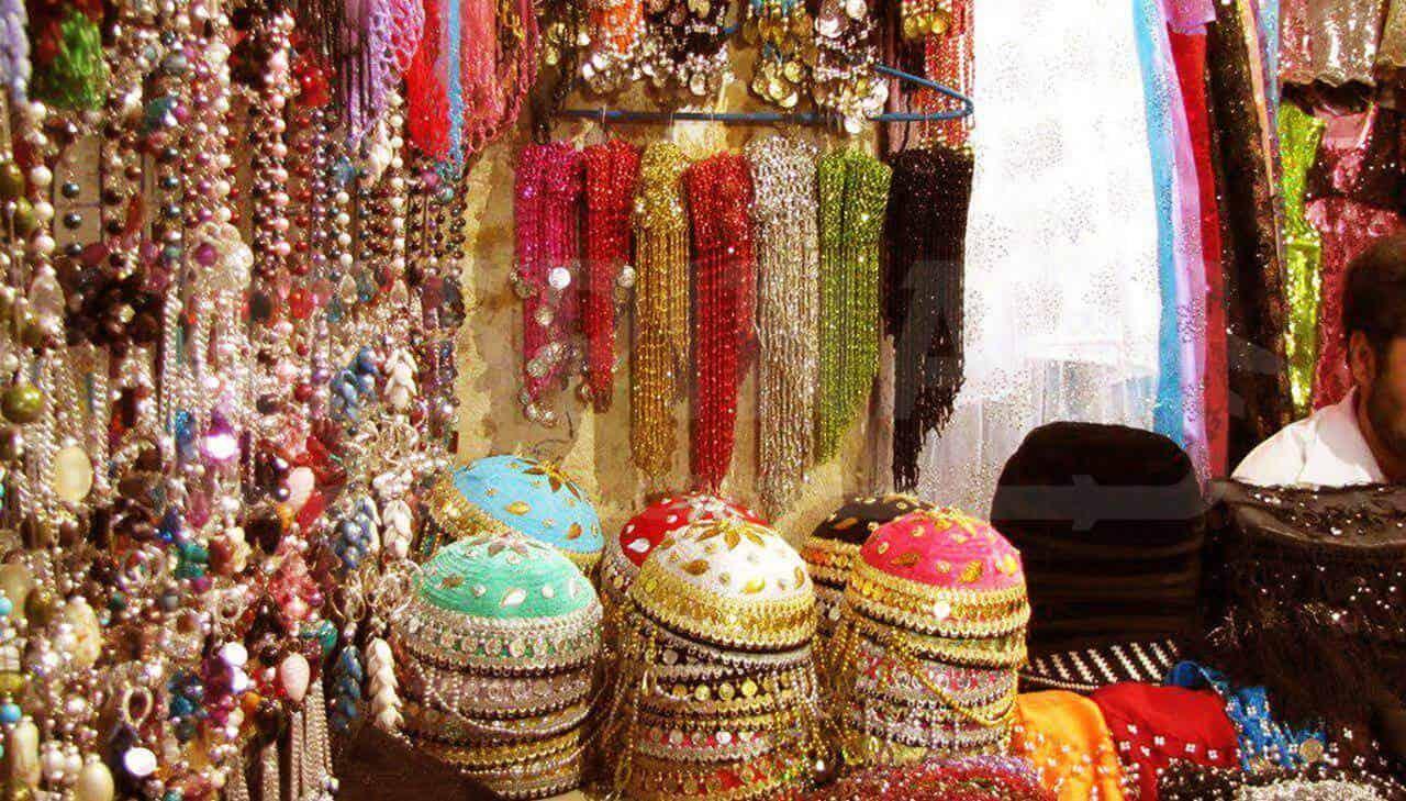 بازارهای کرمانشاه