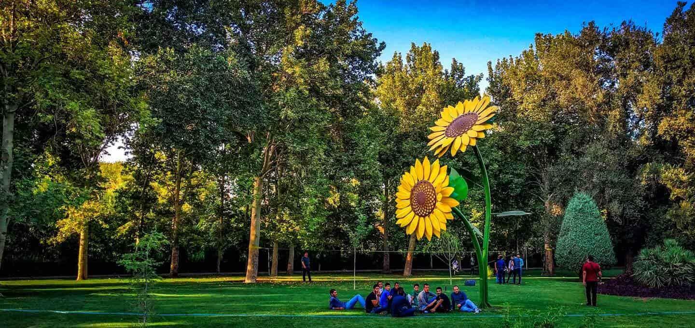 پارک لاله کرمانشاه