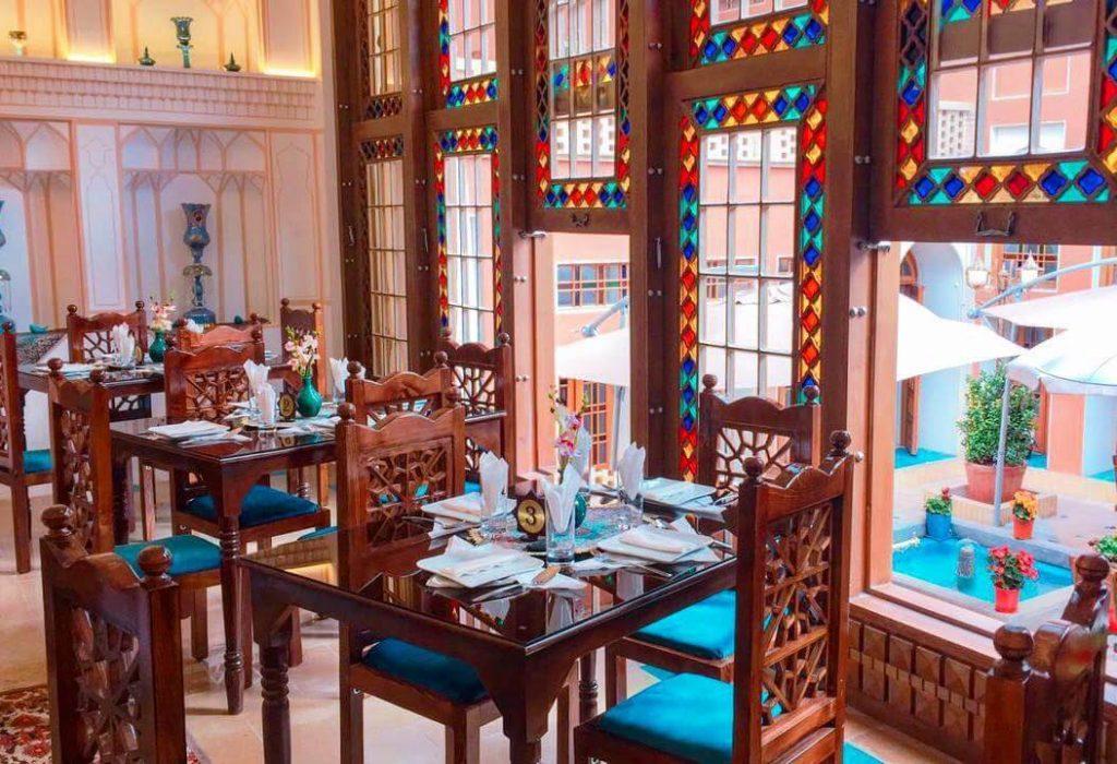 رستوران سنتی اصفهان