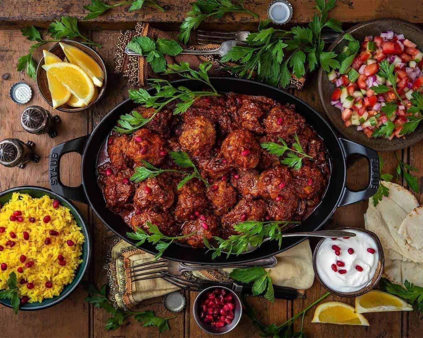 غذای سنتی شیراز