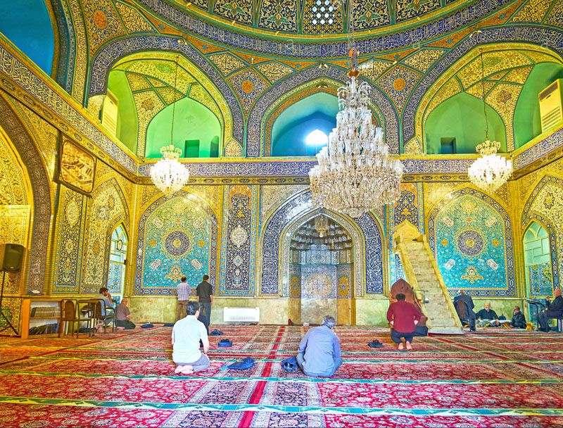 مسجد شاه تهران