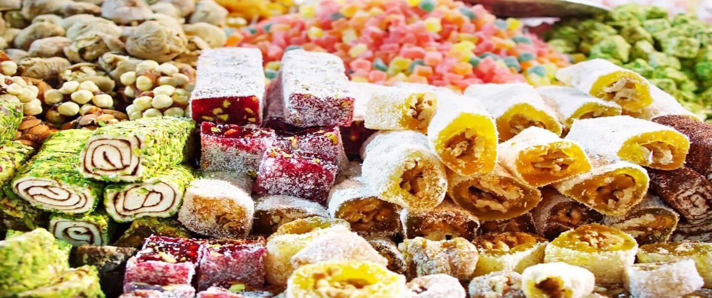 شیرینی همدان