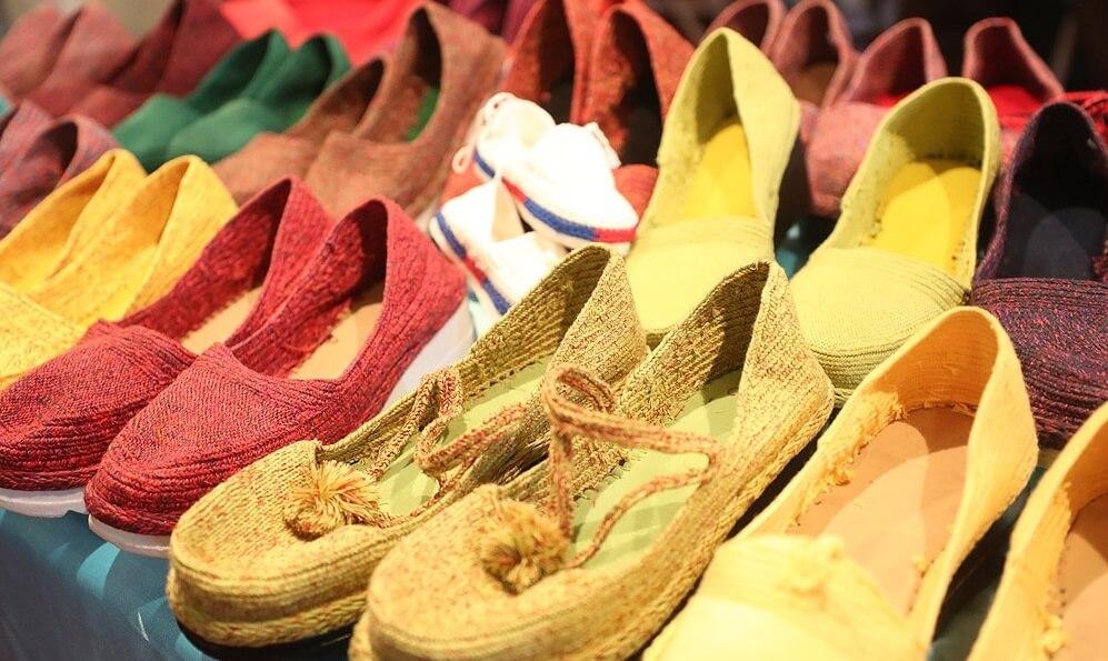 بازارچه کفش کرمانشاه