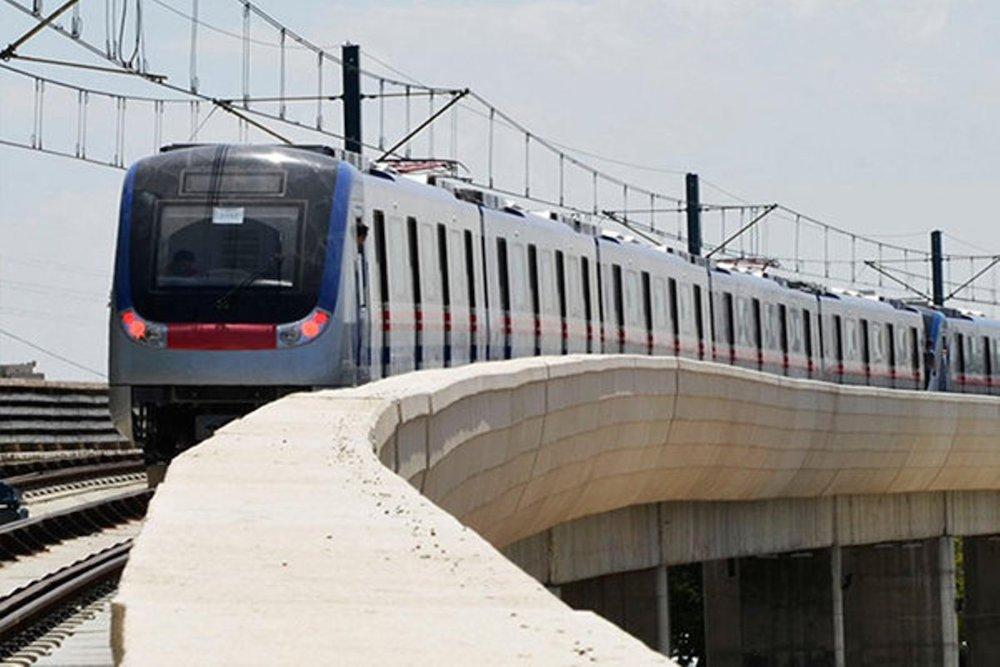متروی تبریز