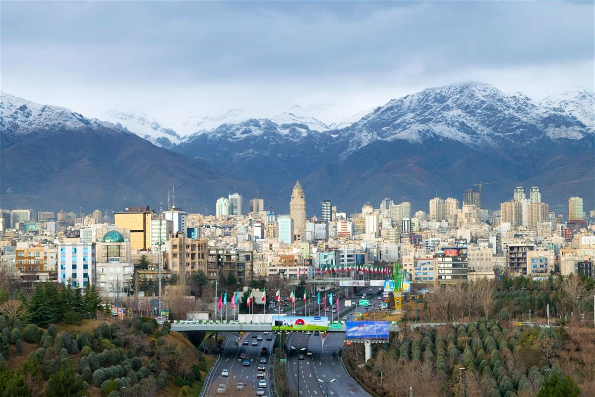 سفر به تهران