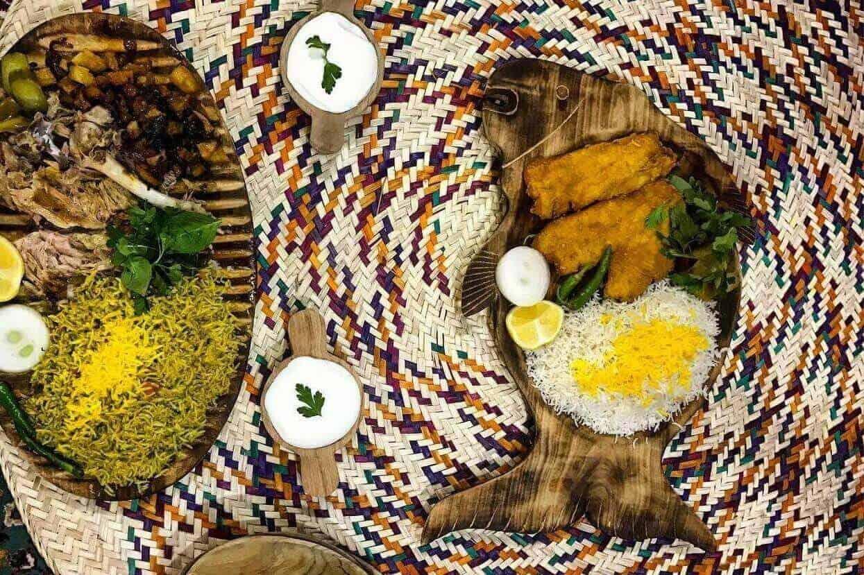 غذاهای سنتی قشم